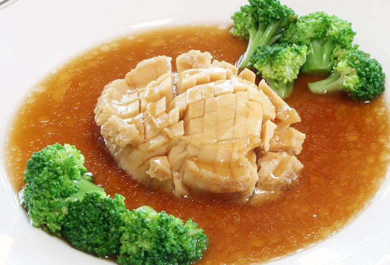 軽井沢中国料理 あわびの姿煮